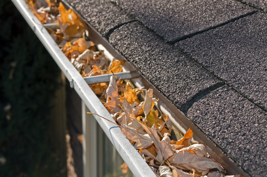 gutter repair and maintenance